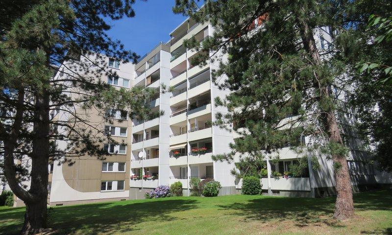 Bünde, Bindingstraße 56 - Eigentumswohnung