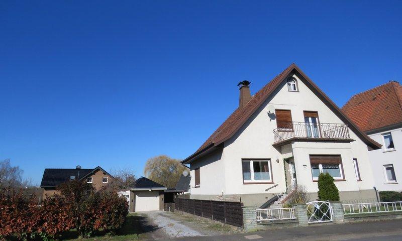 Hiddenhausen, Unter der Weide